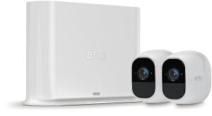 Arlo アーロ Arlo Pro2 カメラ2台モデル VMS4230P100JPS/V2[暗視対応 /有線・無線 /屋外対応] VMS4230P100JPS/V2
