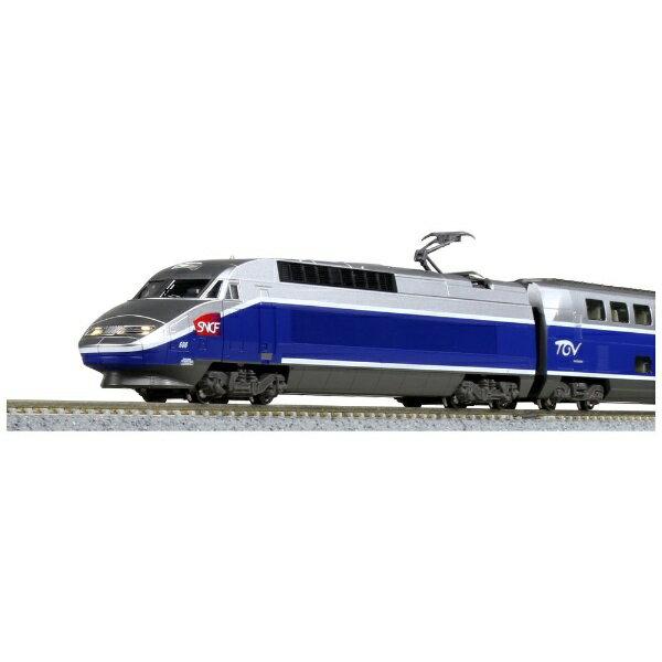 鉄道模型, 電車 KATO N10-1529 TGV Reseau Duplex 10