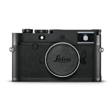 ライカ Leica レンジファインダーデジタルカメラ ライカM10モノクローム [ボディ単体]