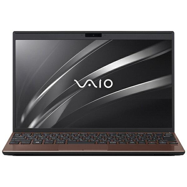 VAIO SX12 ブラウン VJS12290411T