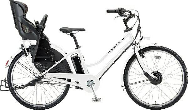 自転車・サイクリング, 電動アシスト自転車  BRIDGESTONE HYDEE.II E.X HY6B40 26 3