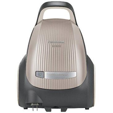 パナソニック Panasonic MC-PK21G-N 掃除機 PKシリーズ シャンパンゴールド [紙パック式 /コード式]
