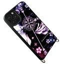 藤家 Fujiya iPhone11Pro VESTI 着せ替え用セット(PCハードカバー+TPUケース) 幻想デザイン  C. クロス VESTI C.クロス vespc5313-c-ip11pro 2