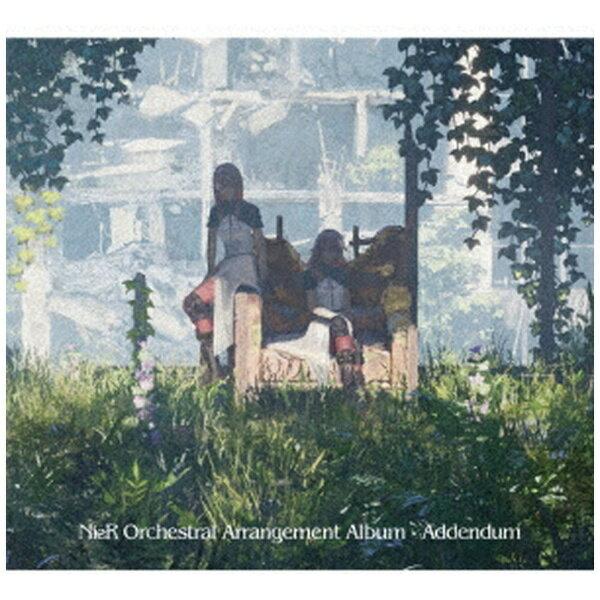 CD, ゲームミュージック  NieR Orchestral Arrangement Album - AddendumCD