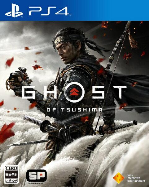 プレイステーション4, ソフト  Sony Interactive Entertainmen Ghost of Tsushima 4 PS4