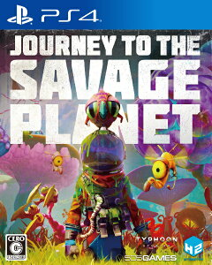 H2INTERACTIVE Journey to the savage planet【PS4】