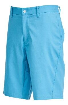 本間ゴルフ メンズ ハイパーストレッチハーフパンツ(82サイズ/ブルー) 031-733317