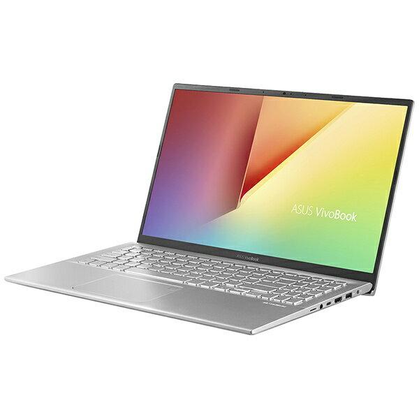 ASUSエイスースX512DA-BQ1136TノートパソコンVivoBook15X512DAトランスペアレントシルバー 15.6