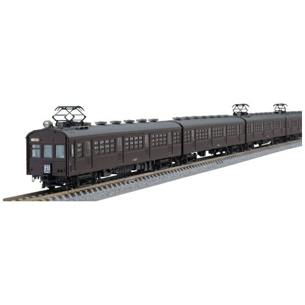 72系 旧型国電 基本5両セット 品番:98377