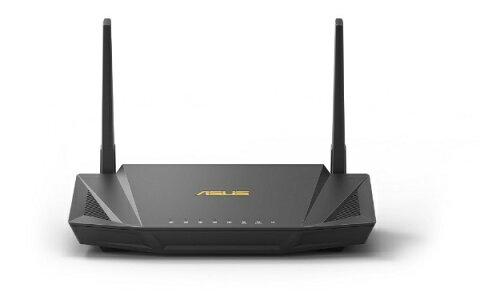 ASUS エイスース RT-AX56U Wi-Fiルーター [Wi-Fi 6(ax)/ac/n/a/g/b][無線LANルーター]