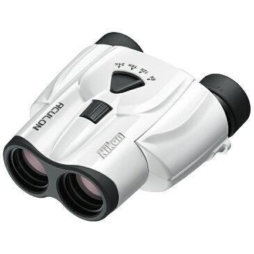 ニコン Nikon 8〜24倍双眼鏡 「アキュロン T11(ACULON T11)」(ホワイト) 8-24×25[ACT11WH]