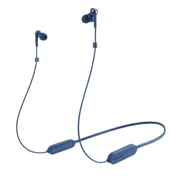 オーディオ, ヘッドホン・イヤホン  audio-technica ATH-CKS330XBT BL () Bluetooth