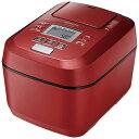 日立 HITACHI 炊飯器 メタリックレッド RZ-V100DM-R [5.5合 /圧力IH]