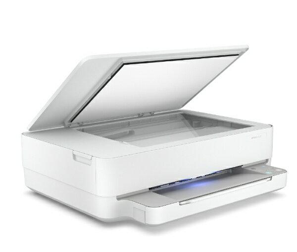 HPエイチピー7CZ37A#ABJインクジェット複合機ENVY6020 はがき〜A4  ハガキ年賀状印刷プリンター4色