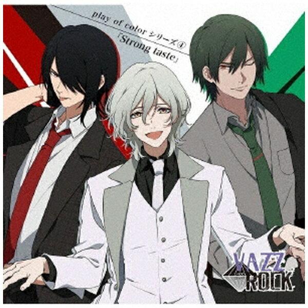 CD, アニメ  movic (CV)(CV)(CV) VAZZROCKplay of color(4)Strong tasteCD