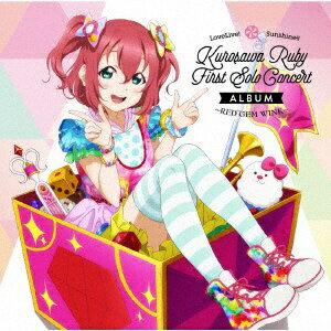 CD, ゲームミュージック  Lantis CV from Aqours LoveLive Sunshine!! Kurosawa Ruby First Solo Concert AlbumCD