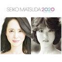 ユニバサルミュジック 松田聖子 SEIKO MATSUDA 2020 通常盤CD 代金引換配送不可