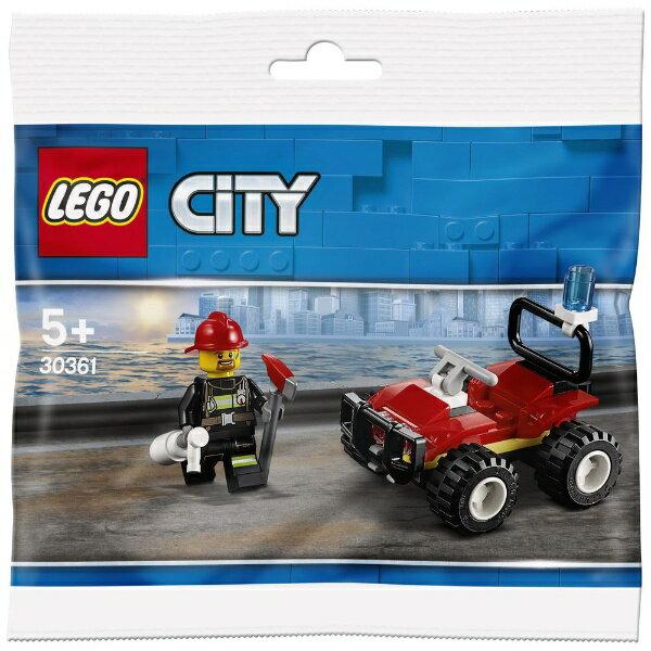 レゴジャパンLEGOLEGO(レゴ)30361レゴシティ消防シリーズミニセット
