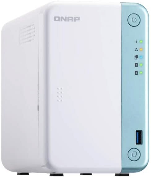 パソコン, デスクトップPC QNAP NAS 2 TS-251D-2G