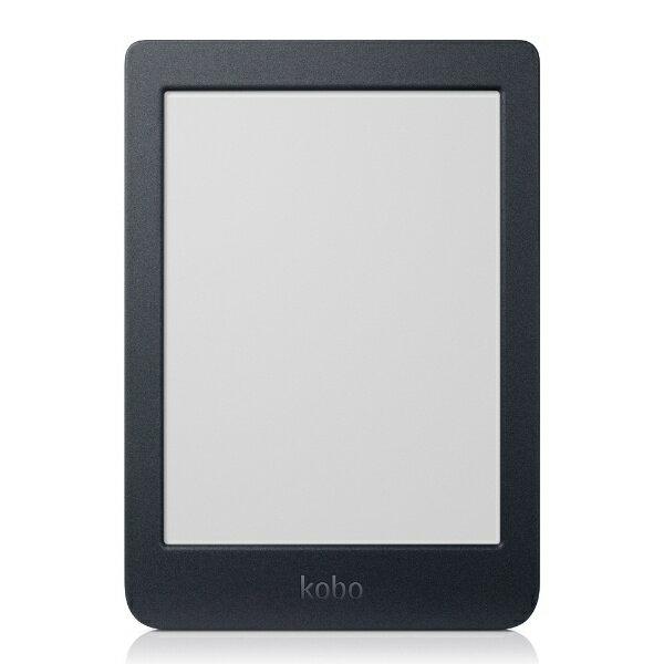 スマートフォン・タブレット, 電子書籍リーダー本体 KOBO N306-KJ-BK-S-EP Kobo Nia