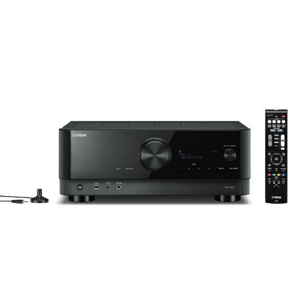 ヤマハ YAMAHA AVアンプ RX-V6AB [ハイレゾ対応 /Bluetooth対応 /Wi-Fi対応 /ワイドFM対応 /7.1ch /DolbyAtmos対応]