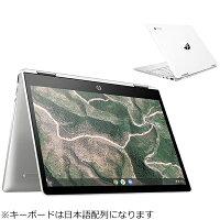 HP エイチピー Chromebook クロームブックノートパソコン x360 12b-ca0014 セラミックホワイト 1W4Z4PA-AAAA [12.0型 /intel Pentium /メモリ:4GB /eMMC:64GB /2020年9月モデル][12インチ 新品 クロームOS]