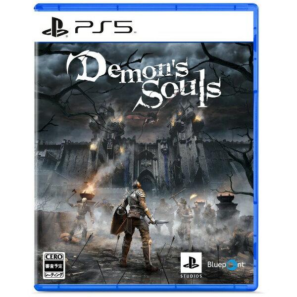 プレイステーション4, ソフト  Sony Interactive Entertainmen Demons SoulsPS5