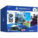 ソニーインタラクティブエンタテインメント Sony Interactive Entertainmen PlayStation VR Variety Pack CUHJ-16013[PSVR プレイステーションVR プレステVR]