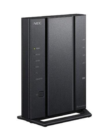 NEC エヌイーシー PA-WG2600HP4 Wi-Fiルーター Aterm WG2600HP4 [ac/n/a/g/b][無線LANルーター]