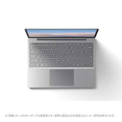 マイクロソフト Microsoft THH-00020 Surface Laptop Go(サーフェス ラップトップ ゴー) プラチナ [12.4型 /intel Core i5 /SSD:128GB /メモリ:8GB /2020年10月モデル][12.4インチ ofiice付き 新品 windows10 ]・・・ 画像2