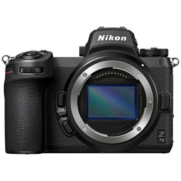デジタル一眼レフカメラ「Nikon Z7II」