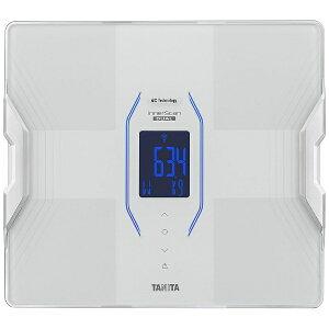 タニタ TANITA 体重体組成計 健康管理 お手軽 ダイエット Bluetooth スマホ管理 アプリで管理 グラフ表示 日本製 医療分野搭載 innerScan DUAL パールホワイト RD-914L [スマホ管理機能あり]【ribi_rb】