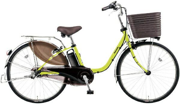 自転車・サイクリング, 電動アシスト自転車  Panasonic DX BE-ELD436G4 24 3