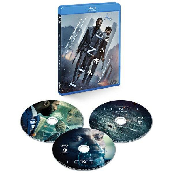 NBCユニバーサル NBC Universal Entertainment TENET テネット ブルーレイ&DVDセット(3枚組/ボーナス・ディスク付)【ブルーレイ】画像