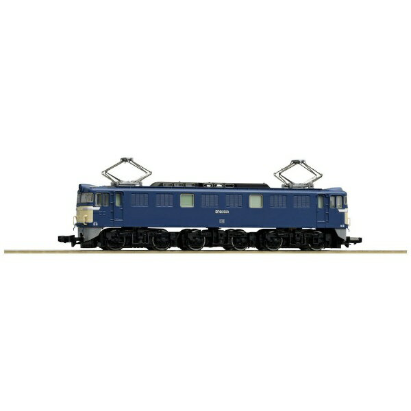【2021年6月】 TOMIX トミックス 【Nゲージ】7148 国鉄 EF60-500形電気機関車(シールドビーム改造・一般色)【発売日以降のお届け】