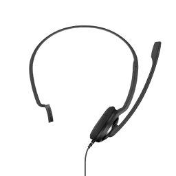 EPOS イ−ポス 504196 ヘッドセット PC 7 USB ブラック [USB /片耳 /ヘッドバンドタイプ]