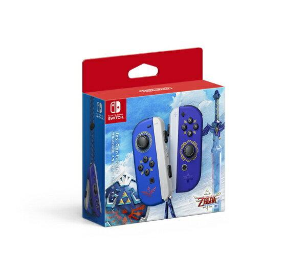 Nintendo Switch, 周辺機器  Nintendo Joy-Con(L)(R)