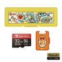 太鼓の達人 microSDカード 32GB+カードケース6 for Nintendo Switch AD29-002