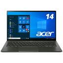 【2021年04月01日発売】 ACER エイサー SF514-55T-H56Y/GF ノートパソコン [14.0型 /intel Core i5 /SSD:...