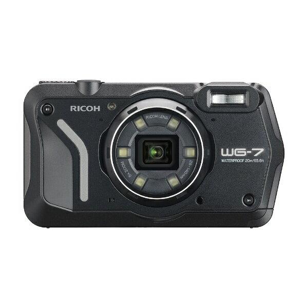 デジタルカメラ, コンパクトデジタルカメラ  RICOH WG-7