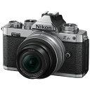 ニコン Nikon Nikon Z fc ミラーレス一眼カメラ 16-50 VR SL レンズキット [ズームレンズ](発売日以降のお届け)【point_rb】