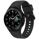 GALAXY ギャラクシー SAMSUNG サムスン SM-R890NZKAXJP スマートウォッチ Galaxy Watch4 Classic 46mm ブラック・・・