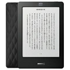 【送料無料】KOBO電子書籍リーダー kobo Touch(ブラック) N905KJPB [N905KJPB]【kobo0702】...