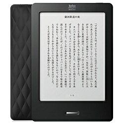 【2012年07月19日発売】【送料無料】KOBO電子書籍リーダー kobo Touch(ブラック) N905KJPB ...