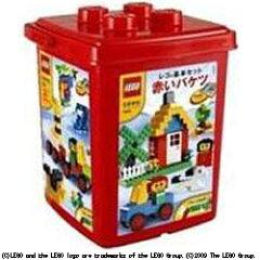 【あす楽対象】レゴジャパンLEGO 7616 基本セット 赤いバケツ(NEW)◆11◆