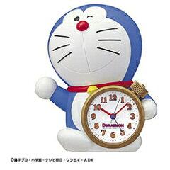 【送料無料】セイコー目覚まし時計 「ドラえもん」 JF367A【ラッピング対象商品:時計・ブランド】