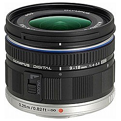 【送料無料】オリンパスM.ZUIKO DIGITAL ED 9-18mm F4.0-5.6 [ED918MMF4.05.6]