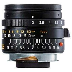 【送料無料】ライカズミクロン M f2/28mm ASPH. (6bit) 11604C【ライカMマウント】[11604C]