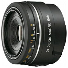【送料無料】ソニーDT 30mm F2.8 Macro SAM [SAL30M28]