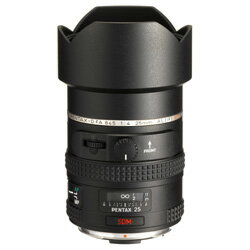 【送料無料】ペンタックスsmc PENTAX-D FA645 25mm F4AL〔IF〕SDM AW [DFA64525MMF4AL]